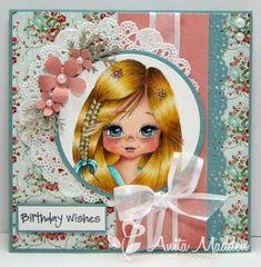Vintage Adorable Sophia by Zacksmeema - Cards and Paper Crafts at Splitcoaststampers