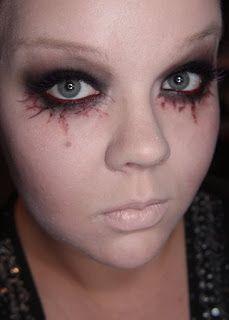 Makeup your jangsara halloween tutorial scary sexy character diy makeup your jangsara halloween tutorial scary sexy character diy solutioingenieria Images