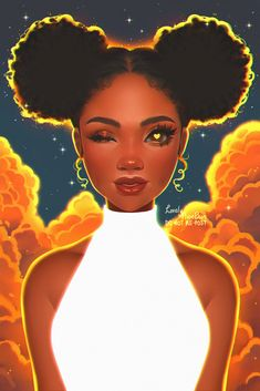 Black Love Art, Black Girl Art, Black Girl Magic, Skin Drawing, Snake Drawing, Manga Drawing, Black Art Painting, Afro Painting, Drawings Of Black Girls
