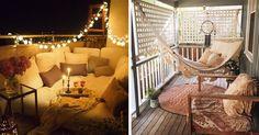 20+ Cozy Balcony Decorating Ideas | Bored Panda
