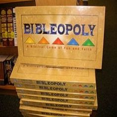 Christian board games make wonderful gifts. They're fun for the whole family and the kids in particular. In fact, churches should stock up on them for church picnics. These are my favorite Bible board games.