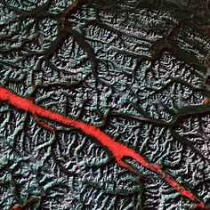 Earth as Art: beautiful satellite images of Earth from the Landsat programme - Telegraph