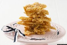 Potato chip brittle   Try also: http://www.wisesnacks.com/images/pdfs/1959-wise-recipe-book.pdf