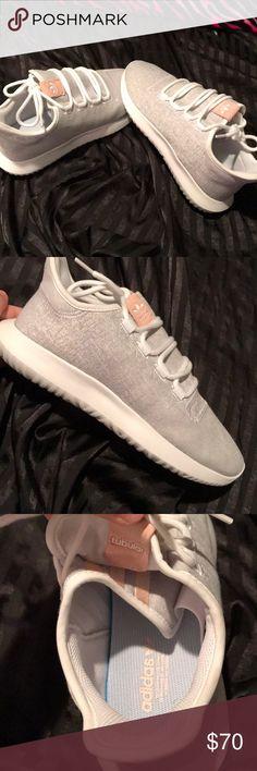 aff673e24 Adidas shoes Light grey adidas shoes  never worn outside  very light (feels  like