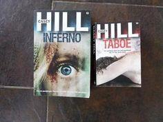 thrillers;Casey Hill: Kim Moelands;Patricia Cornwell;Lisa Ga
