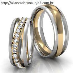 Aliancas Bruna e especialista em alianças de casamento e noivado, com modelos modernos e arrojados. LIGUE:(11)95275-5774 TIM SITE .http://aliancasbruna.loja2.com.br/