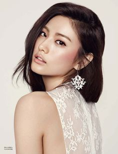 After School's Nana for 'Esquire'