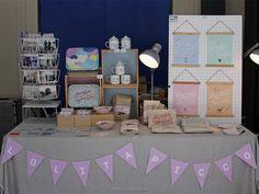 Lolita Picco / Craft Party avec la Team Etsy Marseille -Purple Jumble