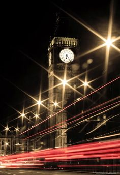 Travel And See The World: Big Ben, London, England photos) London Night, London City, London Dreams, Places In England, Big Ben London, Beautiful Places In The World, Night City, London Calling, City Lights