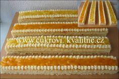 Ukázka – III. část - www.helencina-sbirka-receptu.com Thing 1, Vanilla Cake, Tiramisu, Treats, Baking, Ethnic Recipes, Sweet, Anna, Food