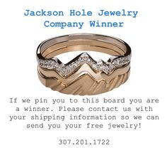 Jewelry Giveaway Winners