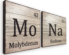 24 best periodic table name signs images on pinterest periodic periodic table element name signs nursery decor kids name baby shower gift science biology name sign wall decor carved personalized urtaz Image collections