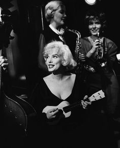 Marilyn Monroe in Some Like it Hot directed by Billy Wilder, 1959