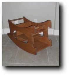 Amish 3 in 1 High Chair  /  The by GoldCountryWoodworks on Etsy