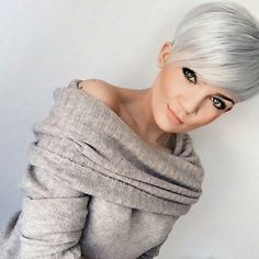 """765 Likes, 26 Comments - Pixie Hair is DOPE #AF (@pixiepalooza) on Instagram: """"Color , cut , @mademoisellehenriette """""""