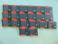 Lot of 20 Model DA-207 Headset Telephones Dial Pads Working #Dasan