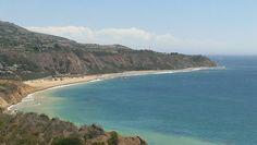 Portugese Bend Beach Club, Rancho Palos Verdes, CA.