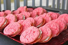 My Recipe Box: Strawberry Oreo Valentine Cookies and Other Valentine Food Ideas...