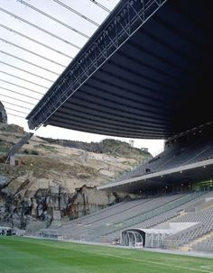 Braga Municpal Stadium. Braga, Portugal 2002.