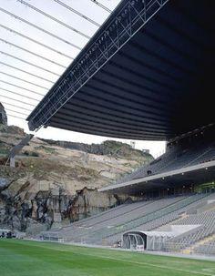 Estadio Braga, Braga, Portugal