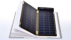 Paper Thin Solar Chargers Solar Paper Solar Panels Solar Charger