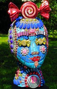 3D Sculpture by Tiffany Miller Mosaics
