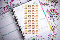 Boy Scout FUN-ctional Planner Stickers! Set of 24 large stickers, perfect for Erin Condren Life Planner, calendar, Filofax, Plum Planner!