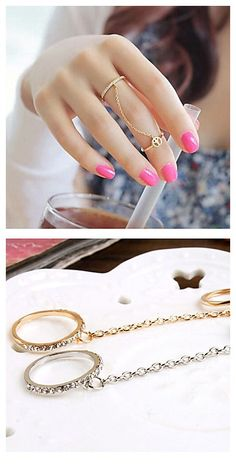 Alloy Statement Rings in only $0.99