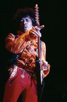 Monterrey Jimi Hendrix