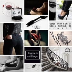 Collage: Katherine Pierce Aesthetic by jess-nichole on Polyvore featuring Kunst