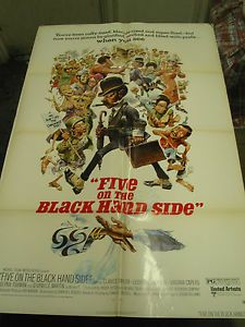 on the black hand side movie poster - Google Search
