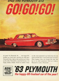 1963 Plymouth