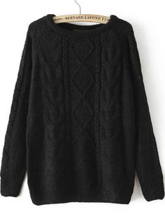 http://es.shein.com/Cable-Knit-Loose-Black-Sweater-p-230450-cat-1734.html