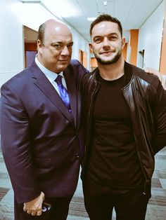 heyman and balor - Google Search