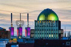 Hannover im Abendlicht