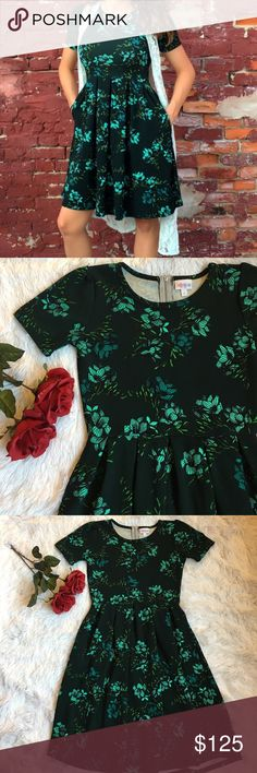 Lularoe Amelia vintage 🎀 Like new unicorn 🦄 Joy not included LuLaRoe Dresses Midi