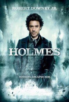 Sherlock Holmes (2009) movie #poster, #tshirt, #mousepad, #movieposters2