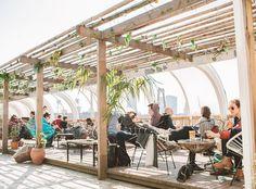 Uit in Rotterdam – 15 leuke terrassen aan het water