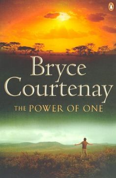 The Power of One. Bryce Courtenay. In 1939, as Hitler casts his enormous, cruel shadow across the world, the seeds of apartheid take root in South Africa. There, a boy called Peekay is born. His childhood is marked by humiliation and abandonment, yet he vows to survive and conceives heroic dreams–which are nothing compared to what life actually has in store for him.