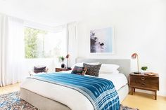 Before and After: A Bright and Airy L.A. Home With Major Boho Vibes | MyDomaine