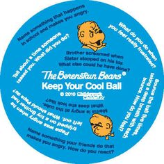 Berenstain Bears Keep Your Cool Ball $22.95