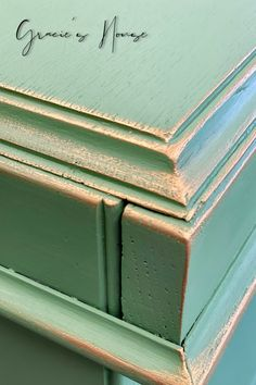 Metallic Furniture, Green Furniture, Home Projects, Highlight, Wax, How To Make, House, Design, Home Decor