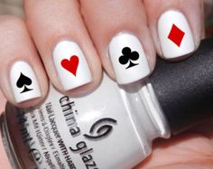 heart nail designs – Etsy