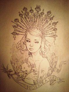 Shooting Stars – 28 illustrations de Chiara Bautista (image)