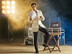 Varun Dhawan's photo-shoot for 'The Man' | PINKVILLA
