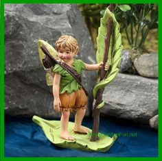 A lovely addition for your fairy garden http://www.fairygardenfun.net/products/the-river-elf?utm_campaign=social_autopilot&utm_source=pin&utm_medium=pin