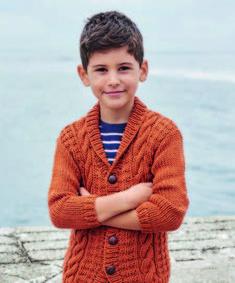 Cardigan in Sirdar No.1 Chunky - 2493 - Downloadable PDF Knitting Pattern Crochet Toddler, Crochet For Boys, Knitting For Kids, Crochet Yarn, Cardigan Design, Cardigan Pattern, Boys Sweaters, Toddler Boy Outfits, V Neck Cardigan