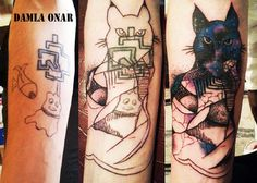 cover up cosmic cat