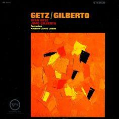 Getz / Gilberto (LP) Verve V6-8545