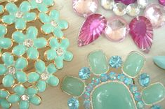 Vintage Jewelry -  go to Sets